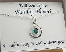 will you be my of honor gift will you be my of honor gift etsy