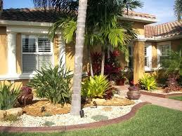 Tropical Rock Garden South Florida Landscaping Ideas South Tropical Landscaping Ideas