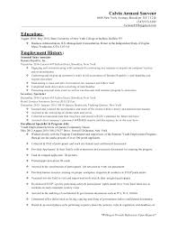 Duties Of A Sales Associate For Resume Resume Of Sales Associate Experience
