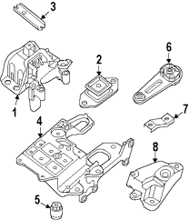 nissan sentra parts catalog 2011 nissan sentra engine and trans mounting parts