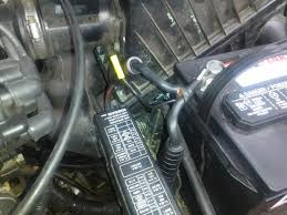 nissan altima gxe 2001 need to replace a positive battery cable nissan forums nissan