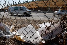 Caltrans Traffic Map San Jose Officials Explore Fining Caltrans Over Freeway Litter