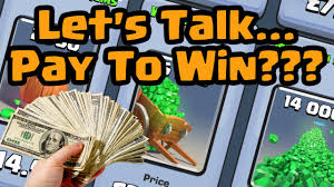 is clash royale pay to win or free to play it s time to talk