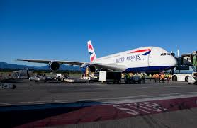 A380 Floor Plan by British Airways U0027 Airbus A380 Begins Service To Vancouver Photos