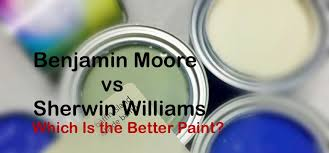 what type of sherwin williams paint is best for kitchen cabinets benjamin vs sherwin williams which is the better paint