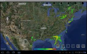 Tennessee Weather Map by Eradar Hd Noaa Weather Radar And Weather Alerts Android Apps