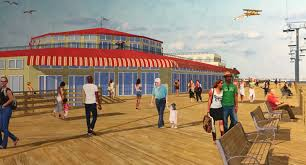 casino pier plans revealed as seaside heights residents
