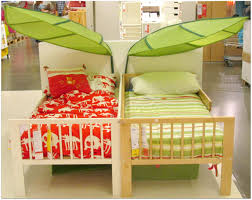 Boys Bed Canopy Boys Bed Canopy Playful Leaf Shaped Green For Ciaoke