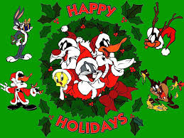 looney tunes image happy holidays from looney tunes jpg looney tunes wiki
