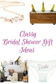 wedding shower presents aziza jewelry bridal shower gift ideas for 2016