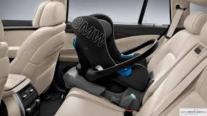 bmw isofix car seat bmw genuine baby car seat 0 rear facing in black anthracite