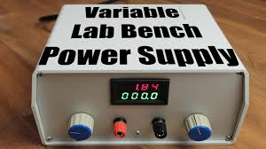 High Voltage Bench Power Supply - build your own variable lab bench power supply youtube