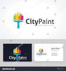 city painthome logocity logopainterpaintingartspropertyreal estate