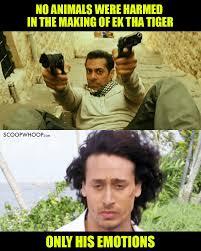 Funny Tiger Memes - ek tha tiger s sequel has been announced these 11 memes explain