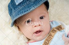 baby boys clothes for newborn photos by canva