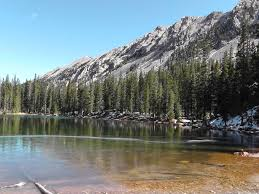 New Mexico lakes images Trampas lakes new mexico hike jpg
