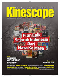Salep Rako kinescope magz edisi 4