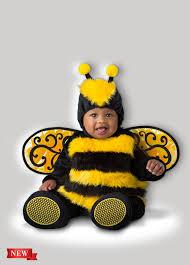 cute bumblebee deluxe baby costume u2013 incharacter costumes