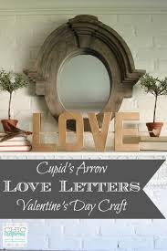 paper mache love letters valentine u0027s day craft chic california