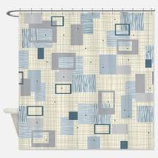 modern shower curtains cafepress