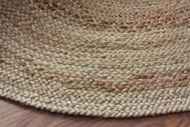 Braided Rugs District17 Natura Braided Jute Rug In Natural Patterned Rugs
