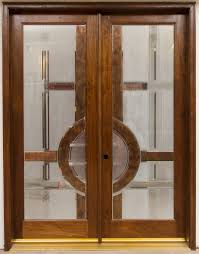 Glass Etching Designs For Kitchen by Furniture Beautiful Sport Themed Etched Glass French Doors As