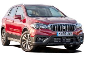 suzuki sx4 s cross suv owner reviews mpg problems reliability