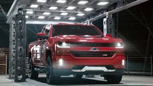 rally truck build special edition trucks silverado chevrolet