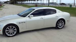 maserati usa price 2008 maserati quattroporte for sale in florida call for price
