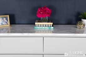 Painting Malm Dresser How To Makeover Your Ikea Malm Dresser With A Marble Top A Home