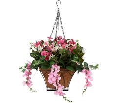 bethlehem lights bethlehem lights prelit wisteria hanging basket with timer page