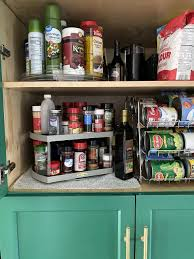 how to organize a lazy susan cabinet 3 inexpensive organizing products i ve bought recently