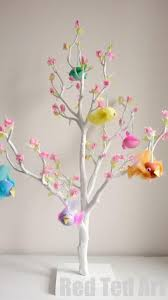 easter trees decorations happy easter 2017