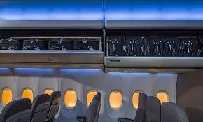 Aircraft Interiors Expo Americas Zodiac Aerospace Introduces Smartbin Offering 60 More Luggage