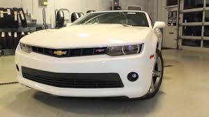 white chevy camaro for sale 2014 white camaro rs convertible for sale