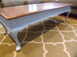 saved by suzy coffee table refinishing chalk thippo