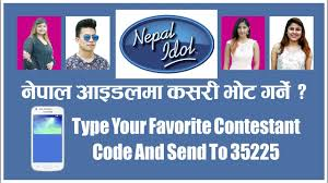 Vote Idol Nepal Idol Top Contestant Who Gets Your Vote How To Vote In