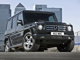Mercedes Benz G Class Uk 2010 Pictures Information U0026 Specs
