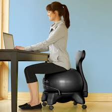 We Buy Second Hand Office Furniture Melbourne Classic Balance Ball Chair Gaiam