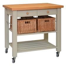 kitchen trolley island butcher block on wheels beech wooden kitchen trolley butcher block