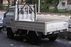 suzuki pickup file suzuki carry fifth generation pickup rear kuala lumpur