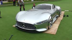 mercedes amg concept mercedes amg vision concept never seen a car loaded like this
