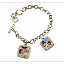 custom charms custom charm bracelets 1 6 bracelet with silver charm 29 99 or