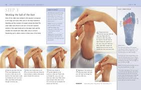 Foot Reflexology Map Reflexology Health At Your Fingertips Barbara Kunz Kevin Kunz