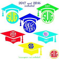 graduation cap frame graduation cap monogram frames 2016 and 2017 ideas