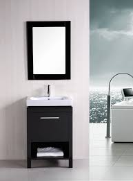 Bathroom Vanities And Mirrors Sets 24 New York Dec091a Single Sink Vanity Set Bathroom Vanities