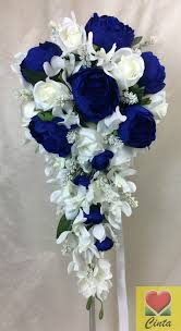 artificial flower artificial flower blue peony roses lavender teardrop