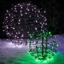 christmas light balls lights decoration