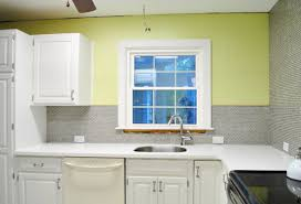 how to put backsplash in kitchen how to install tile and lots of it house