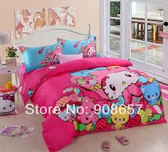 Duvet Cover Double Bed Size Luxury Hello Kitty Double Bed Set 59 On Soft Duvet Covers With